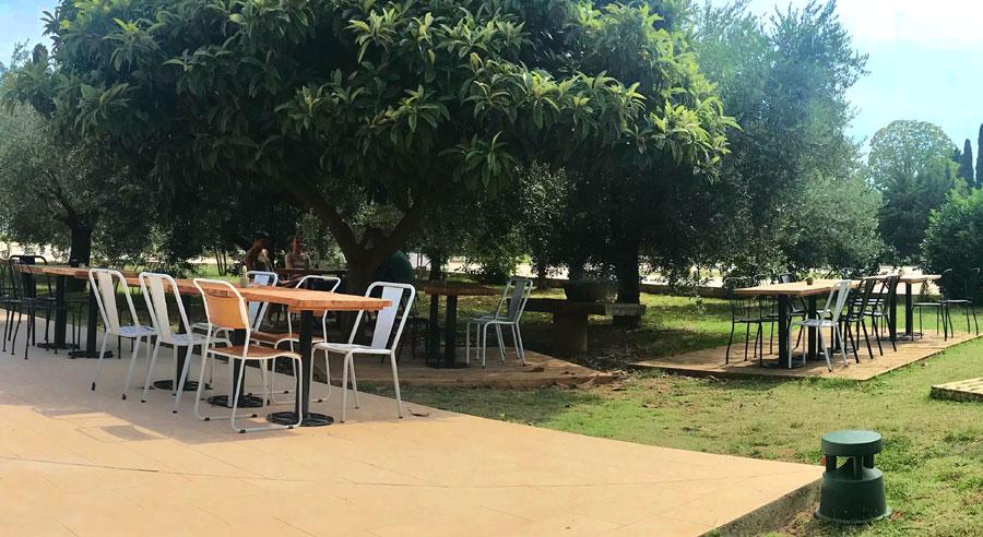 Arboretum bar garden Fažana